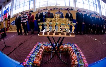 новогодний фестиваль по дзюдо