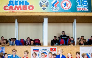 Всероссийский день самбо в Севастополе